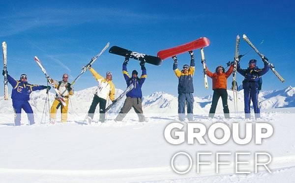 siegi tours group ski holiday packages austria