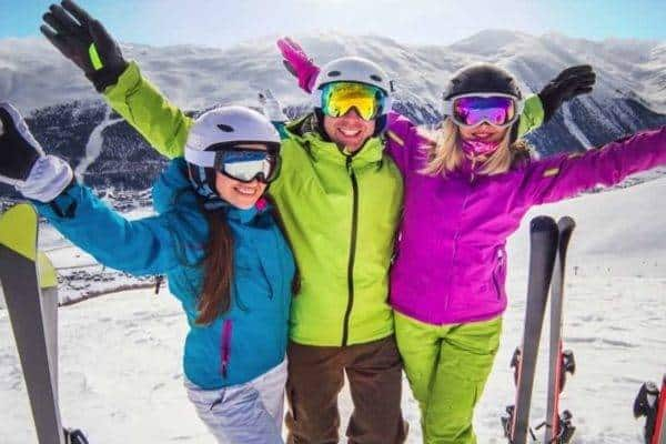 Siegi Tours Expat Ski Holiday