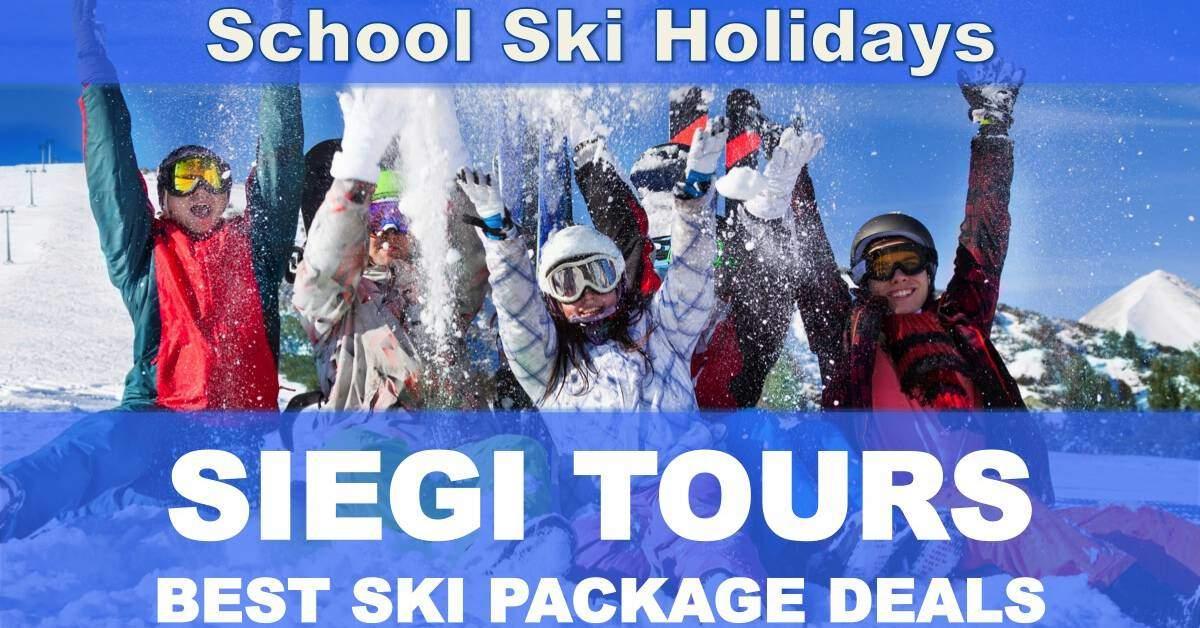 Siegi Tours School Ski Holidays Austria Salzburg