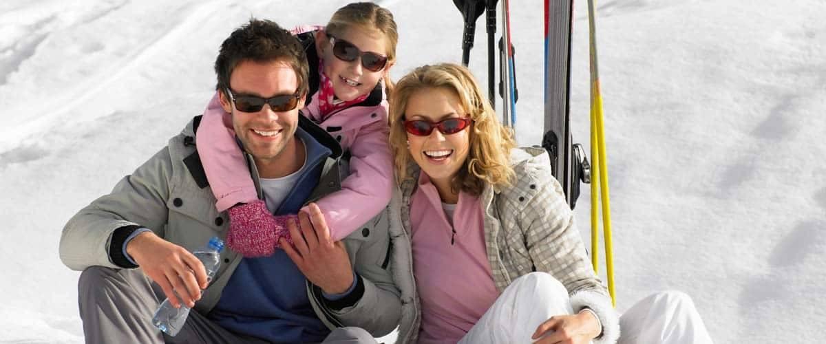 family ski vacation siegi tours austria