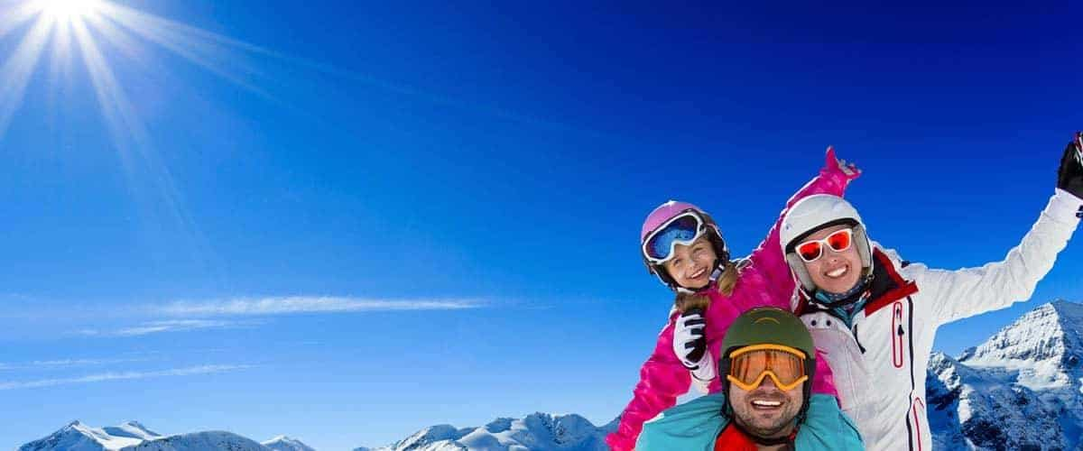 Family Ski Offer Holiday Deal Siegi Tours Austria