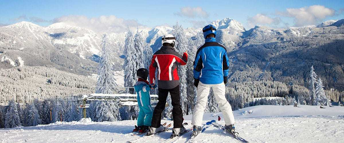 learn to ski siegi tours ski holiday packages austria