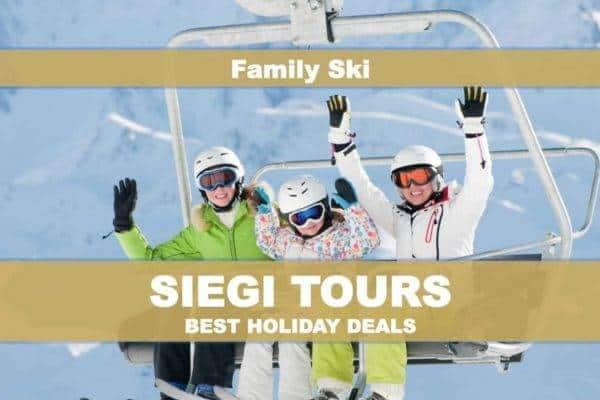 Siegi Tours Family Ski Holiday Support Program