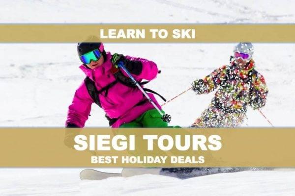 Siegi Tours Learn to Ski Package Alpendorf