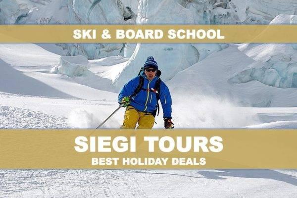 Siegi Tours Ski School Red White Red Alpendorf