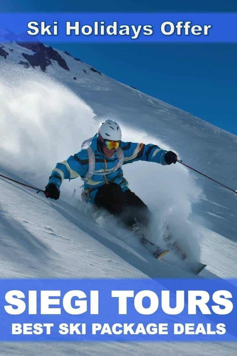 Siegi Tours Ski Holiday Offer Salzburg