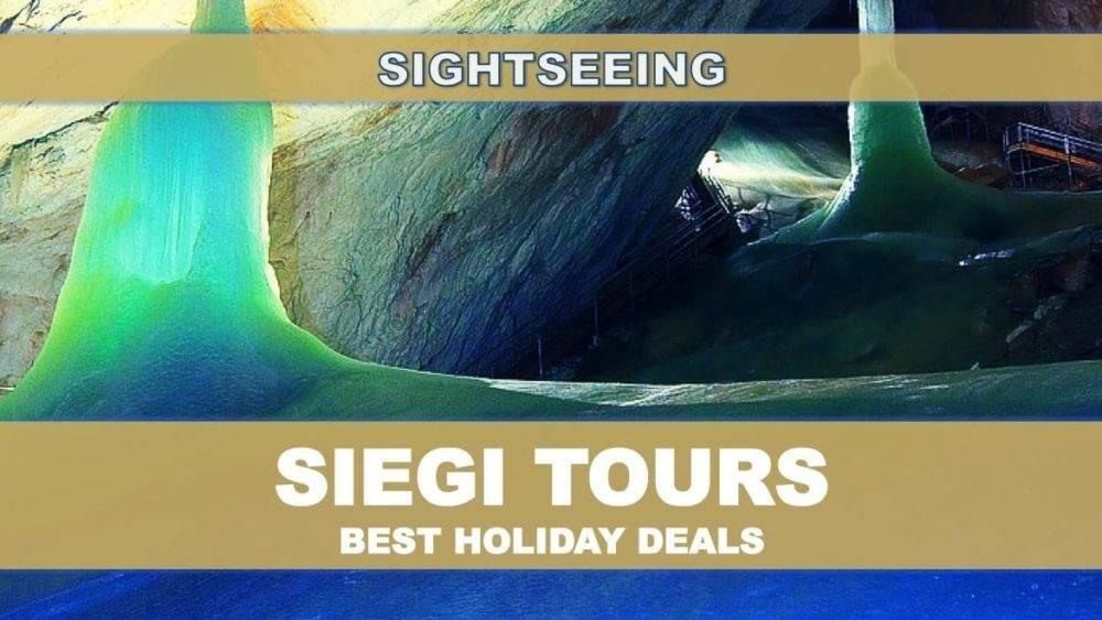 Ice Cave Werfen Siegi Tours Sightseeing Salzburg