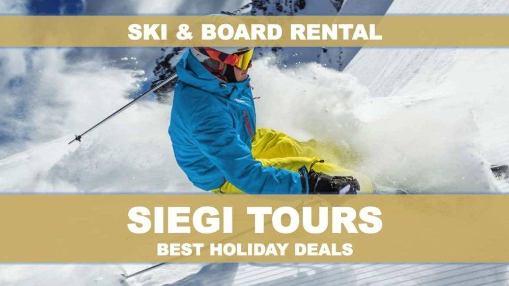 Siegi Tours Ski and Board Rental Alpendorf