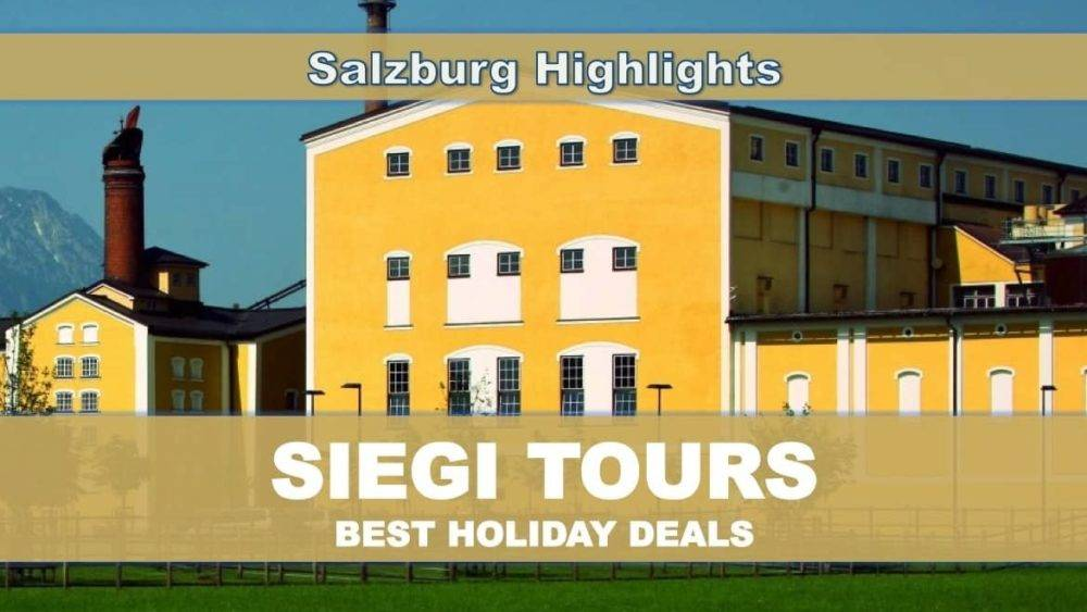 Stiegl Museum World of Beer Siegi Tours Sightseeing Holiday Salzburg