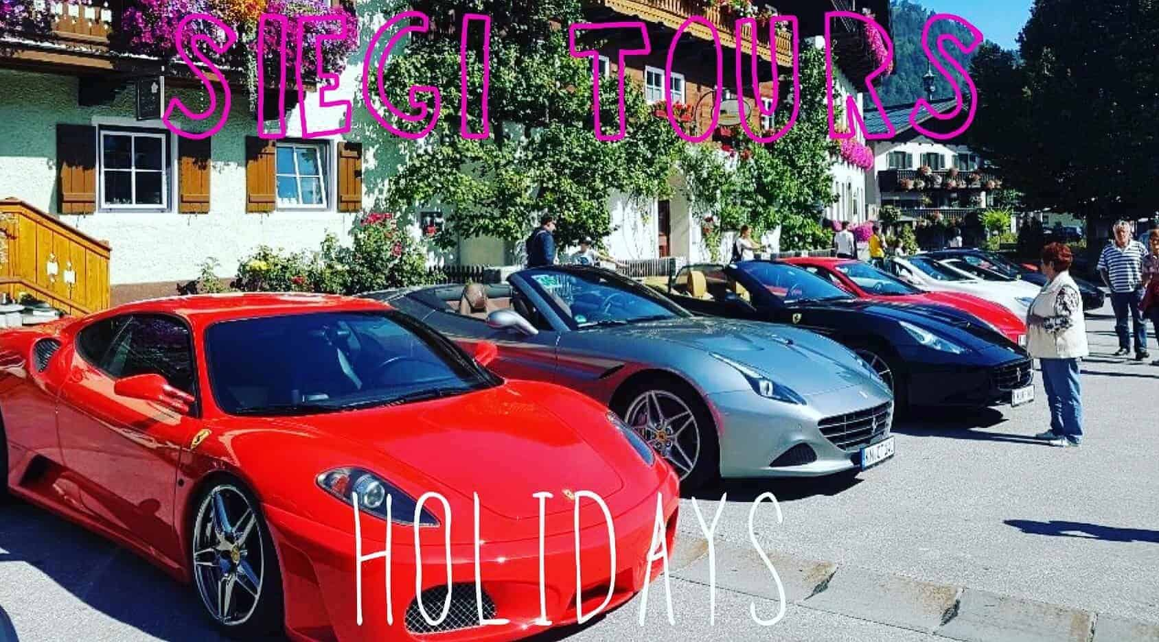 Sport Cars Driving Day Siegi Tours Ski Holidays And Adventure