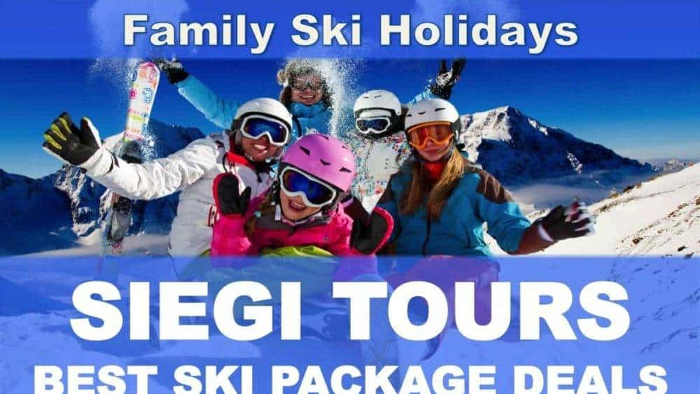 Family Ski Holiday Siegi Tours